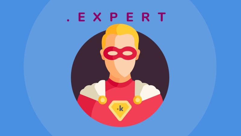 dominio .expert