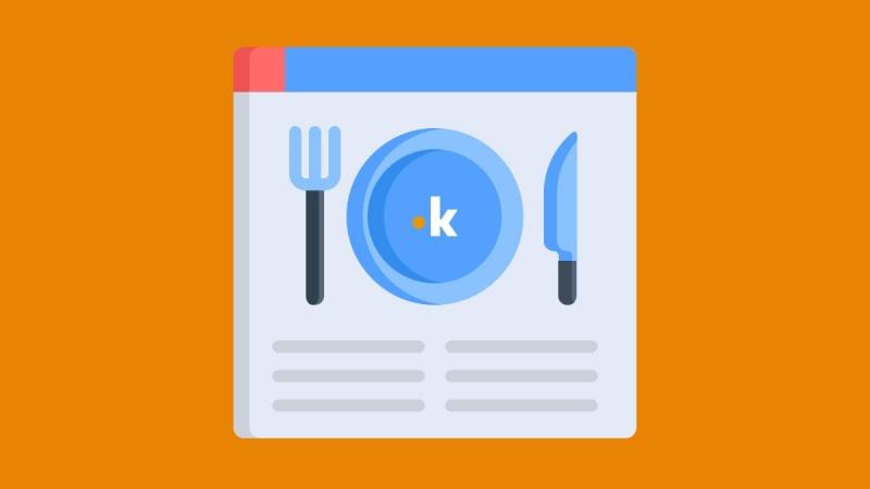 come creare un blog di cucina