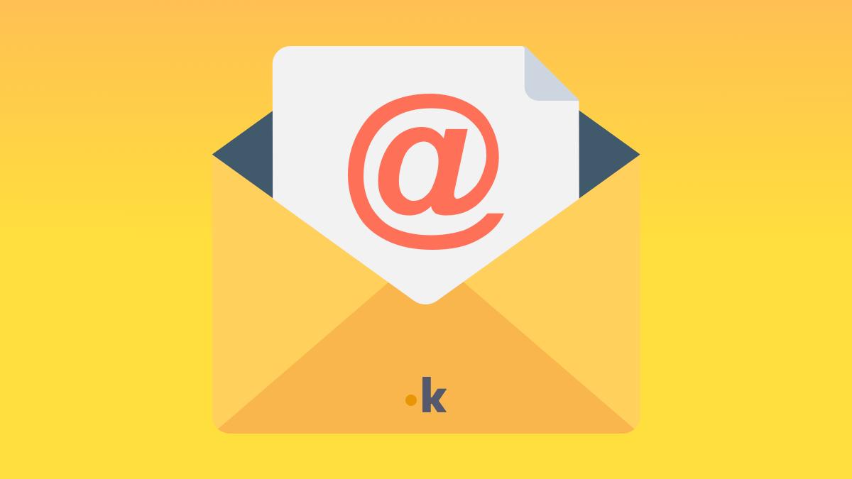 hosting email