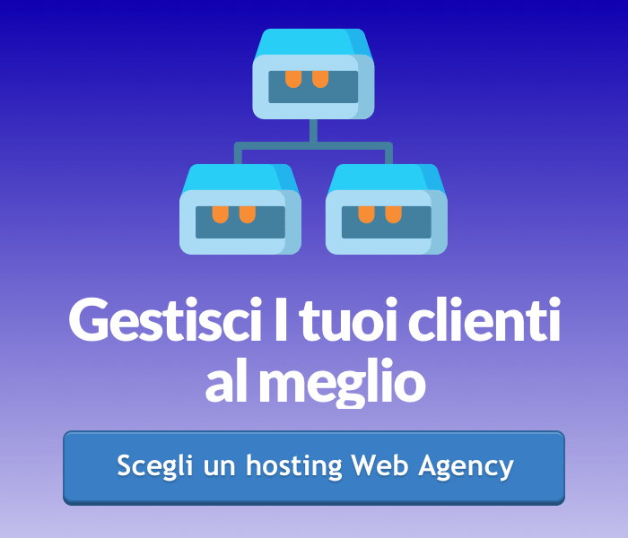hosting web agency