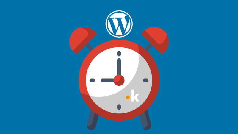 come programmare un post su wordpress
