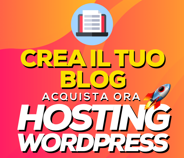 hosting wordpress blog
