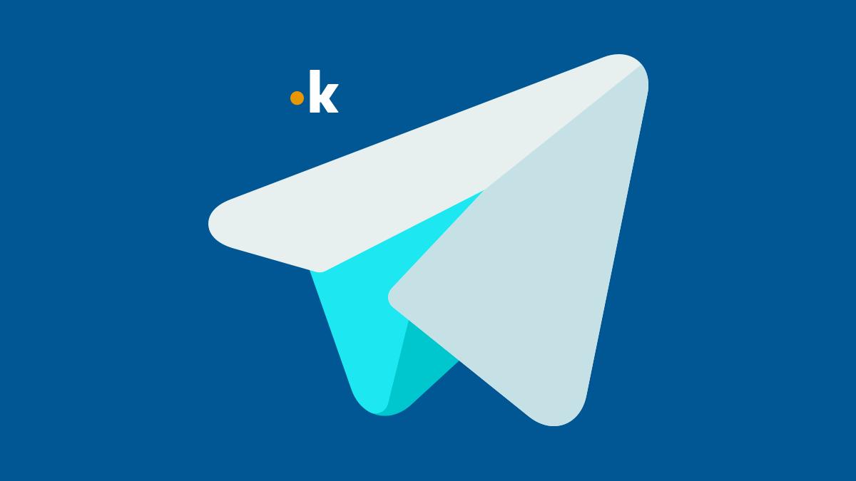 scrivere post nel canale telegram aziendale
