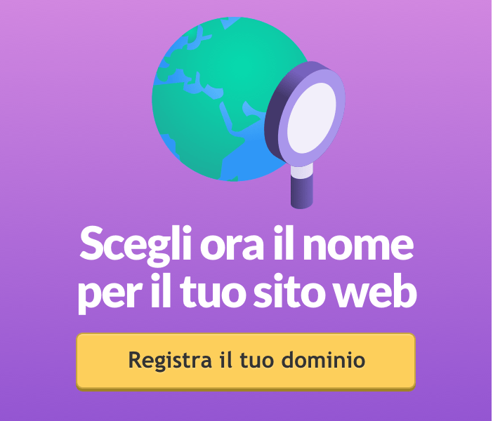 registrazione dominio