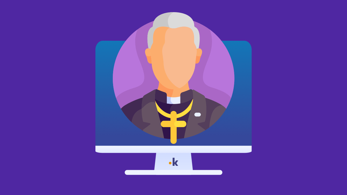 come creare il sito web di una chiesa