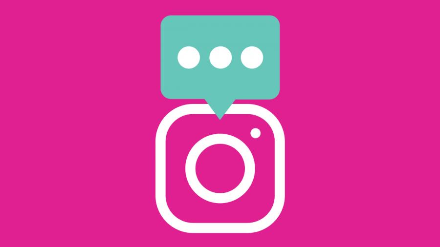 come scrivere la caption di un post instagram