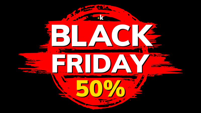 black friday 2020 offerta hosting