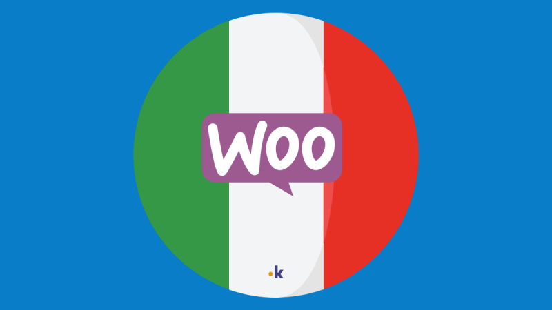 come tradurre woocommerce in italiano
