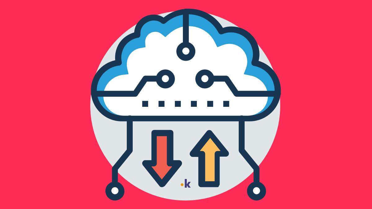 cloud hosting aumento risorse