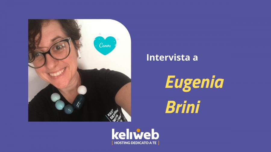intervista a eugenia brini