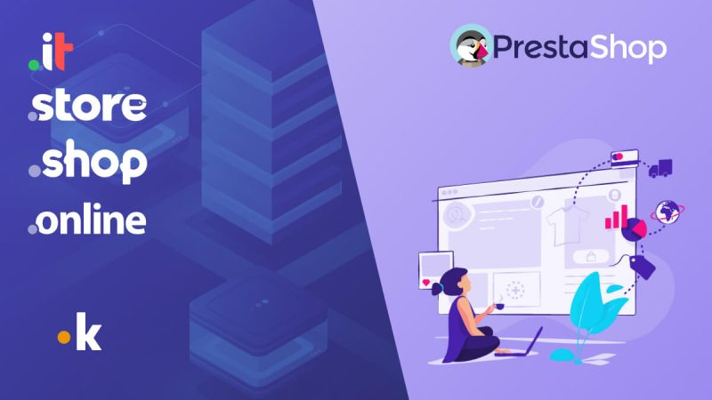 offerte domini hosting prestashop