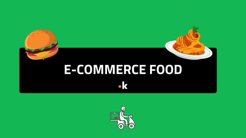 e-commerce per ristoranti