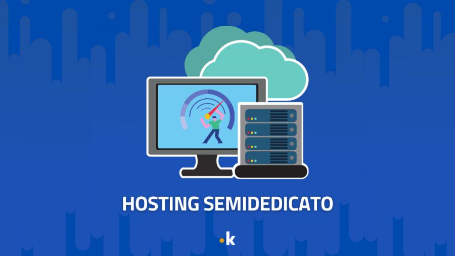 hosting semidedicato come funziona
