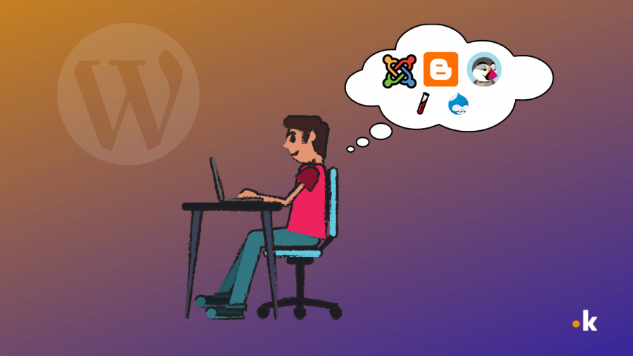le migliori alternative a wordpress