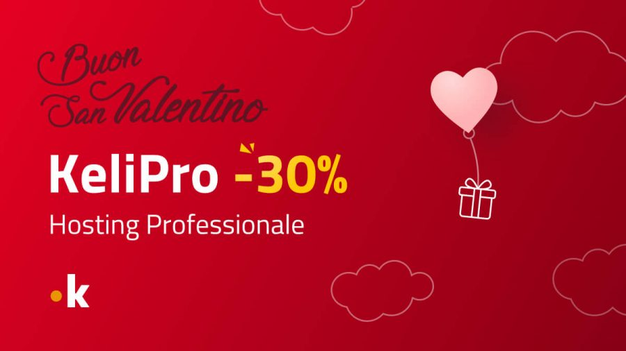 offerta san valentino 2021 keliweb