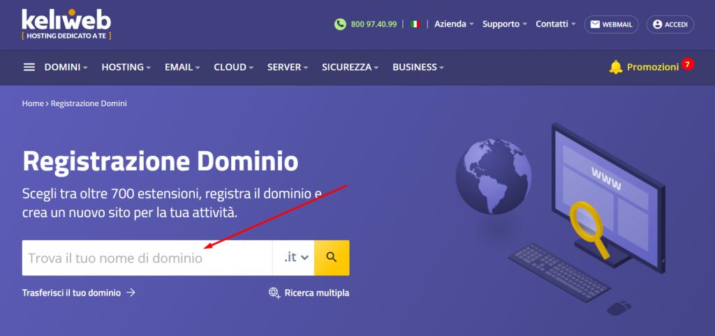 registrazione-dominio